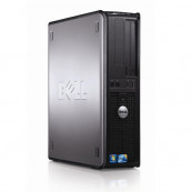 Calculator Dell OptiPlex 380 Desktop, Intel Celeron Dual Core E1500 2.20GHz, 4GB DDR3, 250GB SATA, DVD-RW, Second Hand Calculatoare Second Hand