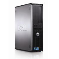 Calculator Dell OptiPlex 380 Desktop, Intel Celeron Dual Core E1500 2.20GHz, 4GB DDR3, 250GB SATA, DVD-RW