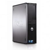 Calculator Dell Optiplex 380 SFF, Intel Core2 Duo E7500 2.93GHz, 4GB DDR3, 250GB SATA, Calculatoare Second Hand
