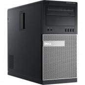Calculator DELL Optiplex 7010 Tower, Intel Celeron G1610 2.60GHz, 4GB DDR3, 250GB SATA, DVD-RW, Second Hand Calculatoare Second Hand