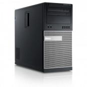 Calculator Dell OptiPlex 7010 Tower, Intel Core i3-3220 3.30GHz, 4GB DDR3, 500GB SATA, DVD-RW, Second Hand Calculatoare Second Hand