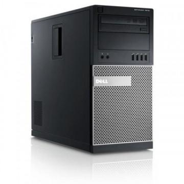 Calculator Dell OptiPlex 7010 Tower, Intel Core i3-3220 3.30GHz, 8GB DDR3, 240GB SSD, DVD-RW, Second Hand Calculatoare Second Hand