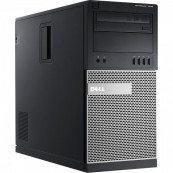 Calculator DELL Optiplex 7010 Tower, Intel Core i5-3470 3.20GHz, 4GB DDR3, 1TB SATA, DVD-RW, Second Hand Calculatoare Second Hand