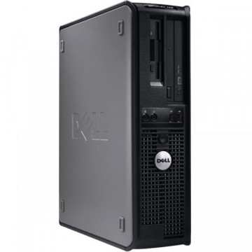 Calculator Dell Optiplex 740, Dual Core AMD Athlon 64 X2 5200+, 2,70GHz, 2Gb DDR2, 160Gb, DVD-ROM Calculatoare Second Hand