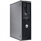 Calculator DELL Optiplex 745 Desktop, Intel Core 2 Duo E6400 2.13GHz, 2Gb DDR2 , 160GB HDD, DVD-RW Calculatoare Second Hand