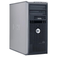 Calculator DELL Optiplex 745 Tower, Intel Core 2 Duo E6400 2.13GHz, 2GB DDR2, 160GB SATA