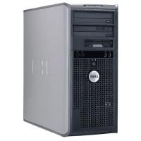 Calculator DELL Optiplex 745 Tower, Intel Core 2 Duo E6400 2.13GHz, 2GB DDR2, 160GB SATA, DVD-ROM