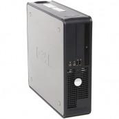 Calculator DELL OptiPlex 755 Desktop, Intel Core2 Duo E4500 2.20GHz, 2GB DDR2, 160GB SATA, DVD-RW Calculatoare Second Hand