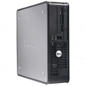 Calculator Dell Optiplex 755 Desktop, Intel Core2 Quad Q6600 2.40GHz, 4GB DDR2, 320GB SATA, DVD-RW Calculatoare Second Hand