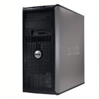 Calculator Dell OptiPlex 755 Tower, Intel Core 2 Duo E6550 2.33GHz, 4GB DDR2, 80GB SATA, DVD-RW