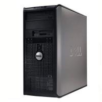 Calculator Dell OptiPlex 755 Tower, Intel Core 2 Duo E7200 2.53GHz, 2GB DDR2, 250GB SATA, DVD-RW