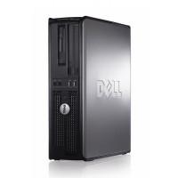Calculator Dell Optiplex 760 Desktop, Intel Core 2 Duo E7500 2.93GHz, 2GB DDR2, 160GB SATA