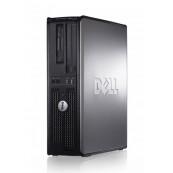 Calculator Dell OptiPlex 780 Desktop, Intel Core 2 Duo E7500 2.93GHz, 2GB DDR2, 160GB SATA, DVD-RW, Second Hand Calculatoare Second Hand