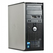 Calculator Dell OptiPlex 780 Tower, Intel Pentium Dual Core E6700 3.20GHz, 2GB DDR2, 250GB SATA, DVD-RW, Second Hand Calculatoare Second Hand