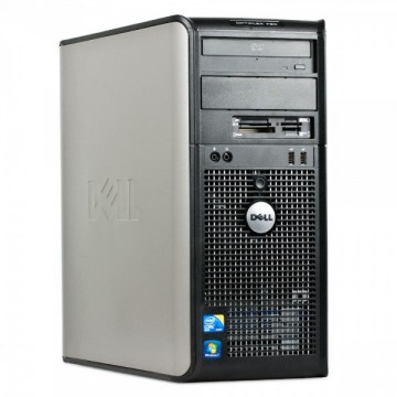 Calculator Dell OptiPlex 780 Tower, Intel Pentium Dual Core E6700 3.20GHz, 2GB DDR2, 250GB SATA, DVD-RW, Second Hand Calculatoare Second Hand
