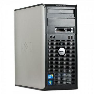 Calculator Dell OptiPlex 780 Tower, Intel Pentium E5300 2.60GHz, 2GB DDR2, 160GB SATA, DVD-RW Second Hand Calculatoare Second Hand