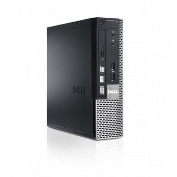 Calculator DELL OptiPlex 790 USFF Intel i3-2100, 3.10Ghz, 4Gb DDR3, 250Gb SATA, DVD-ROM Calculatoare Second Hand