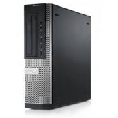 Calculator DELL Optiplex 9010 Desktop, Intel Core i5-3570 3.40GHz, 4GB DDR3, 500GB SATA, DVD-ROM, Second Hand Calculatoare Second Hand
