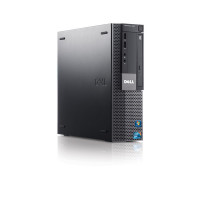 Calculator Dell OptiPlex 980 SFF, Intel Core i5-660 3.33GHz, 4GB DDR3, 250GB SATA, DVD-RW