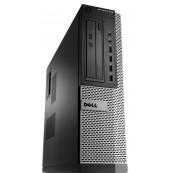 Calculator Dell OptiPlex 990 Desktop, Intel i7-2600 3.40GHz, 4GB DDR3, 120GB SSD, DVD-ROM, Second Hand Calculatoare Second Hand