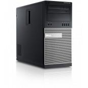 Calculator DELL OptiPlex 990 Tower, Intel Core i5-2500, 3.30GHz, 4GB DDR3, 250GB SATA, DVD-RW Calculatoare Second Hand