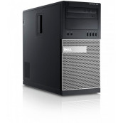 Calculator Dell OptiPlex 990 Tower, Intel Core i7-2600 3.40GHz, 8GB DDR3, 120GB SSD, DVD-RW, Second Hand Intel Core i7