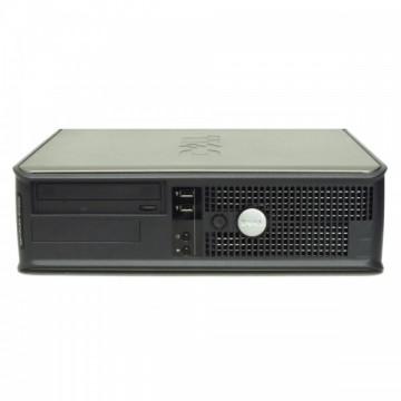 Calculator DELL Optiplex GX620 Desktop, Intel Pentium 4 3.0 GHz, 1 GB DDR 2, 80GB SATA, DVD-ROM Calculatoare Second Hand