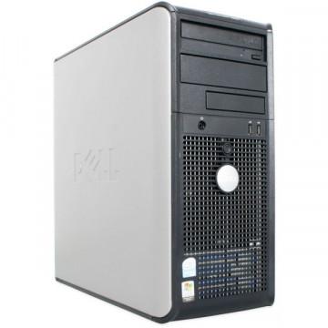 Calculator DELL Optiplex GX740 Tower, AMD Athlon x2 4800+ 2.40 GHz, 2 GB DDR2, 80GB SATA, DVD-RW Calculatoare Second Hand