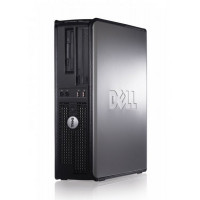 Calculator DELL Optiplex GX760 SFF, Intel Core 2 Duo E8400 3.00 GHz, 4GB DDR 2, 80GB SATA