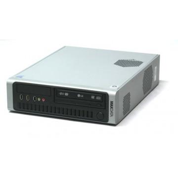 Calculator Desktop Maxdata, Core 2 Duo E6320, 1.86Ghz, 2Gb DDR2, 160Gb SATA, DVD-ROM Calculatoare Second Hand