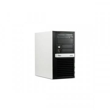 Calculator Fuijtsu Esprimo P3510, Dual Core E2220, 2.4Ghz, 4Gb, 250Gb HDD, DVD-RW Calculatoare Second Hand