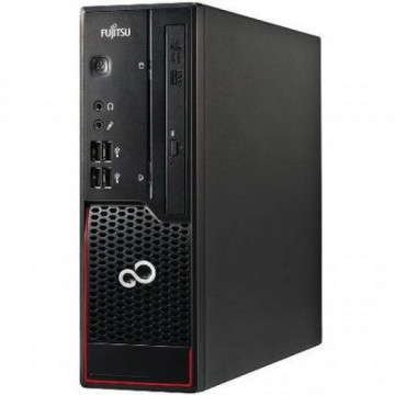 Calculator Fujitsu C700, Intel Pentium G620 2.60GHz, 4GB DDR3, 250GB SATA, DVD-ROM Calculatoare Second Hand