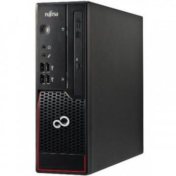 Calculator FUJITSU C720 USFF, Intel Celeron G1840 2.80GHz, 4GB DDR3, 250GB SATA, Second Hand Calculatoare Second Hand