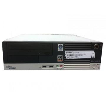Calculator Fujitsu Esprimo E5615 SFF, Athlon 64 3800+ 2.40GHz, 2GB DDR2, 160GB SATA, DVD-ROM, Second Hand Calculatoare Second Hand