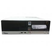 Calculator Fujitsu Esprimo E5615 SFF, Athlon 64 3800+ 2.40GHz, 4GB DDR2, 160GB SATA, DVD-ROM, Second Hand Calculatoare Second Hand