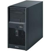 Calculator Fujitsu Esprimo P2550, Intel Core2 Duo E7500 2.93GHz, 4GB DDR2, 320GB SATA, DVD-RW Calculatoare Second Hand