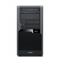 Calculator FUJITSU Esprimo P5635 Tower, AMD Athlon II X2 240 2.8 GHz, 4GB DDR3, 160GB SATA, DVD-ROM