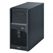 Calculator Fujitsu P3521, Intel Pentium Dual Core E5700, 3.00GHz, 2GB DDR3, 320GB SATA, DVD-RW Calculatoare Second Hand