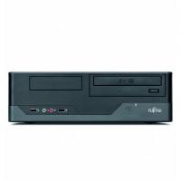 Calculator FUJITSU SIEMENS E3521, Intel Core 2 Quad Q8400 2.66GHz, 4GB DDR3, 250GB SATA, DVD-ROM