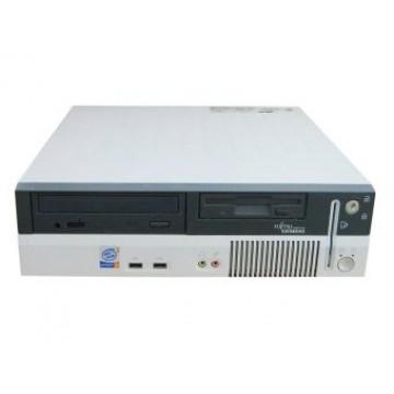 Calculator Fujitsu Siemens E600 Intel P4, 2.4Ghz, 512Mb DDR, 40Gb, CD-ROM Calculatoare Second Hand