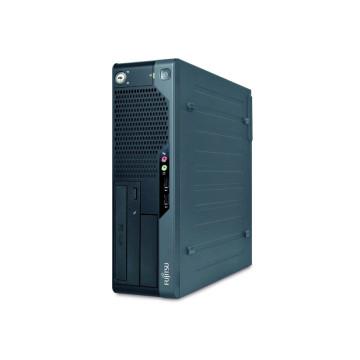 Calculator FUJITSU SIEMENS Esprimo E5635 Desktop, AMD Athlon II x2 240, 2.80 GHz, 4GB DDR2, 160GB SATA, DVD-RW Calculatoare Second Hand