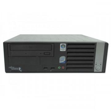 Calculator FUJITSU SIEMENS Esprimo E5925 Desktop, Intel Core 2 Duo E6550, 2.83 GHz, 2 GB DDR2, 160GB SATA, DVD-RW Calculatoare Second Hand