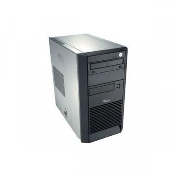 Calculator FUJITSU SIEMENS Esprimo P2510 Tower, Intel Dual Core E2160 1.8 GHz, 3 GB DDR2, 250GB SATA, DVD-RW Calculatoare Second Hand