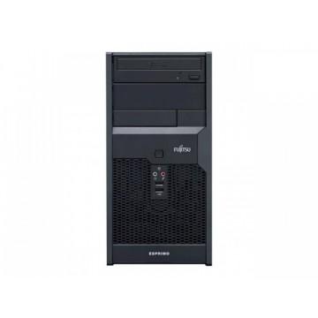 Calculator FUJITSU SIEMENS Esprimo P2560, Intel Pentium E5800 3.2 GHz, 2GB DDR3, 160GB SATA, DVD-ROM, Second Hand Calculatoare Second Hand