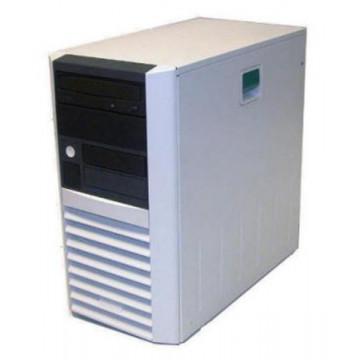 Calculator FUJITSU SIEMENS Esprimo P5915, Tower, Intel Core 2 Duo E6300 1.86 GHz, 1 GB DDR 2, 80Gb SATA, DVD-RW Calculatoare Second Hand