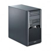 Calculator Fujitsu Siemens Esprimo P7935, Core 2 Quad Q9400 2.66Ghz, 4GB DDR2, 250GB SATA, DVD-RW Calculatoare Second Hand