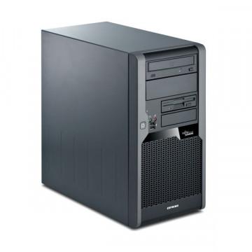 Calculator Fujitsu Siemens Esprimo P7935, Intel Core 2 Duo E8500 3.16GHz, 4GB DDR2, 250GB SATA, DVD-RW Calculatoare Second Hand
