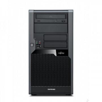 Calculator FUJITSU SIEMENS Esprimo P9900, Tower, Intel Core i3-550, 3.20 GHz, 4 GB DDR3, 320GB SATA, DVD-RW Calculatoare Second Hand