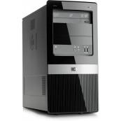 Calculator HP 3120 Pro MiniTower, Intel Core 2 Duo E7500 2.93GHz, 4GB DDR2, 500GB SATA, DVD-RW, Second Hand Calculatoare Second Hand