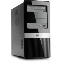 Calculator HP 3120 Pro MiniTower, Intel Core 2 Duo E7500 2.93GHz, 4GB DDR3, 500GB SATA, DVD-RW